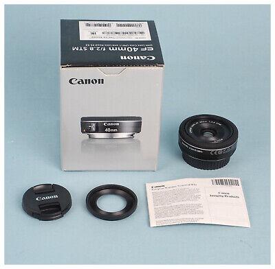 Canon EF 40 mm F/2.8 STM Objektiv