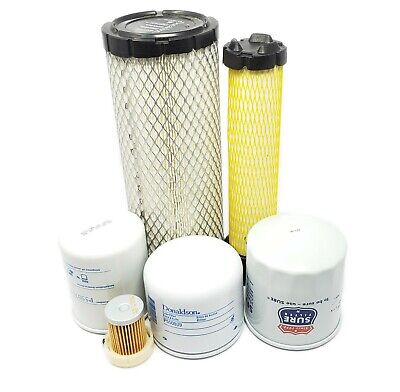 Cfkit Filter Kit Forkubota L2800 L3200 L3400 L3700su L3800 Hst
