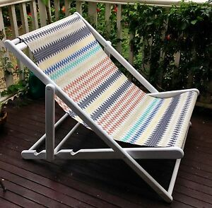 MISSONI HOME DESIGNER DECK CHAIR Vaucluse Eastern Suburbs Preview
