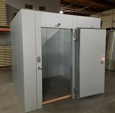 7 X 7 Walk-in Cooler W Refrig On Saleonly 6470
