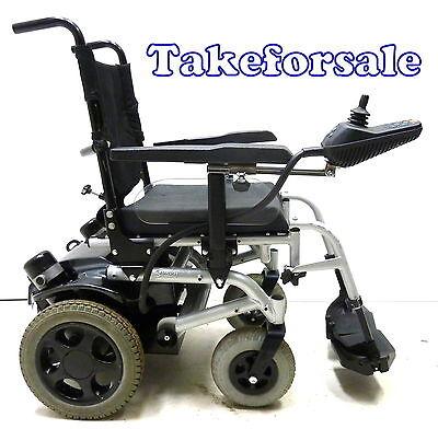 Elektrorollstuhl Sunrise Medical Sopur Quickie Samba Lite Elektromobile TFS254 Lite Rollstuhl