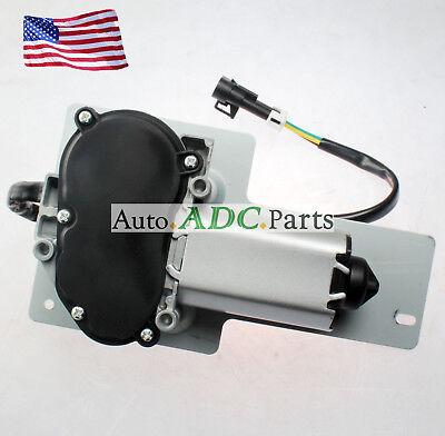 Wiper Motor For Bobcat T110 T140 T180 T190 T250 T300 T320 Skid Arm Blade Glass