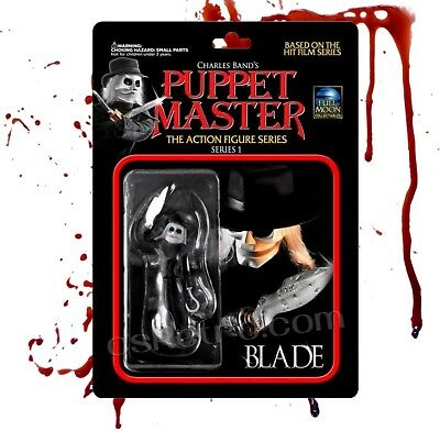 Puppet Master Blade 3 inch Movie Halloween Action Figure Toy Horror Collectible ](Puppet Master Blade)