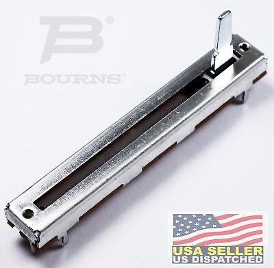 Bourns 10k Ohm Slide Potentiometer 15mm Shaft 45mm Travel Single Linear Taper