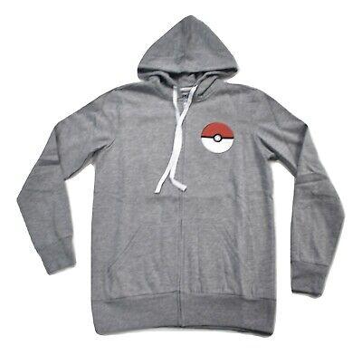 Pikachu Hoodie For Men (Mens Pokemon Pikachu In Hat Hoodie NWT S,)