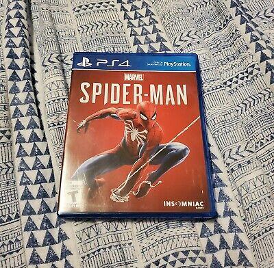 Marvel Spider-Man (Sony Playstation 4, PS4)
