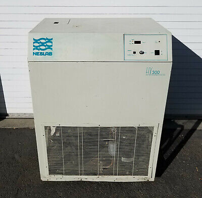 Neslab Hx 300 Recirculating Chiller Bom 390205040200 Pump Pd-2 Water To Water