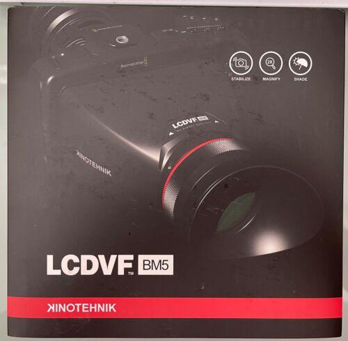 Kinotehnik LCDVFBM5 For Blackmagic Pocket 6K, 4K, Video Assist SmallHD Focus