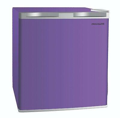 PURPLE Mini Fridge 1.7 Cu Ft Compact Refrigerator Dorm Room