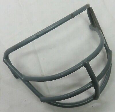 Vintage Cramer Football Helmet Face Mask Metal Grill - JOP Junior - Grey - - Junior Football Helmet