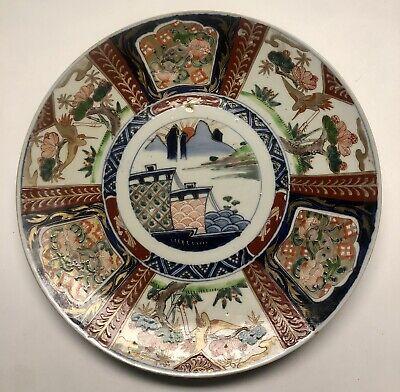Plates Porcelain Plates Signed