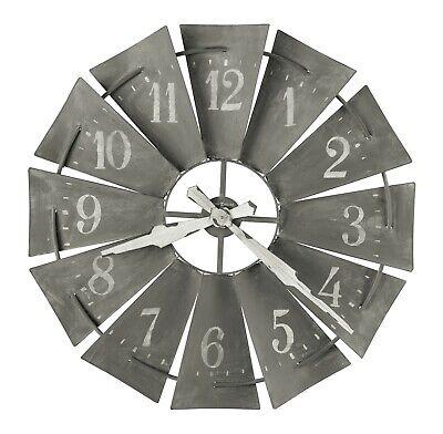"625-671 NEW HOWARD MILLER 34' WALL CLOCK ""WINDMILL WALL""    625671"
