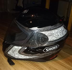 SHOEI Motorcycle helmet.  RF-1100