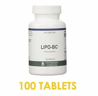 Lipo Bc Legere Pharmaceuticals Fat Burner Pharmaceutical Weight Loss 100 Tablets