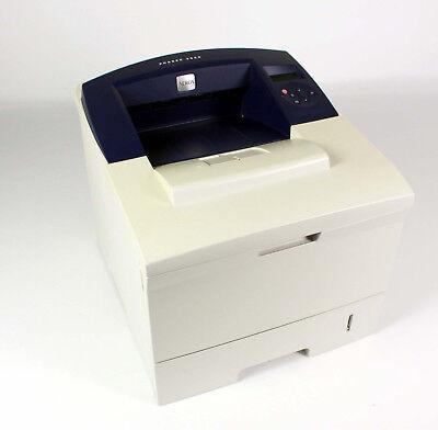 Xerox Phaser 3600N 3600 Laserdrucker Drucker Privat Unternehmen LAN USB A4  - Phaser 3600 Laserdrucker