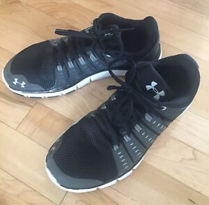 Men's Under Armour size 7.5 Micro G running shoes