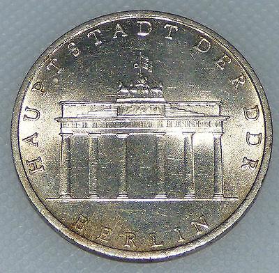 DDR 5 Mark Brandenburger Tor 1971