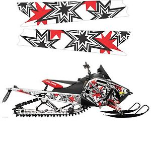 POLARIS-RUSH-PRO-RMK-600-700-800-INDY-ASSAULT-120-155-163-TUNNEL-DECAL-STICKER-4