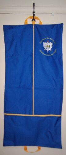 "NEW Sigma Gamma Rho Sorority Hanging Garment Bag 21"" x 42"""