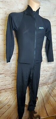 Sharkskins Men's Scuba Diving Snorkeling Suit SZ XL Black
