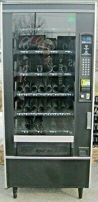 Crane National Vendors Snackcandy Vending Machine - Model 168 4 Wide