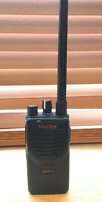 Motorola Mag One BPR40 VHF Two Way Radio (Motorola Mag One Radio)