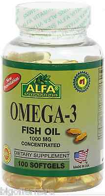 Omega 3,Anti Inflammatory,Joint Relief Supplement,1000 mg