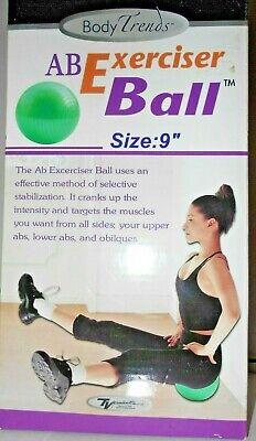 """AB Exerciser Ball Size 9"""""""