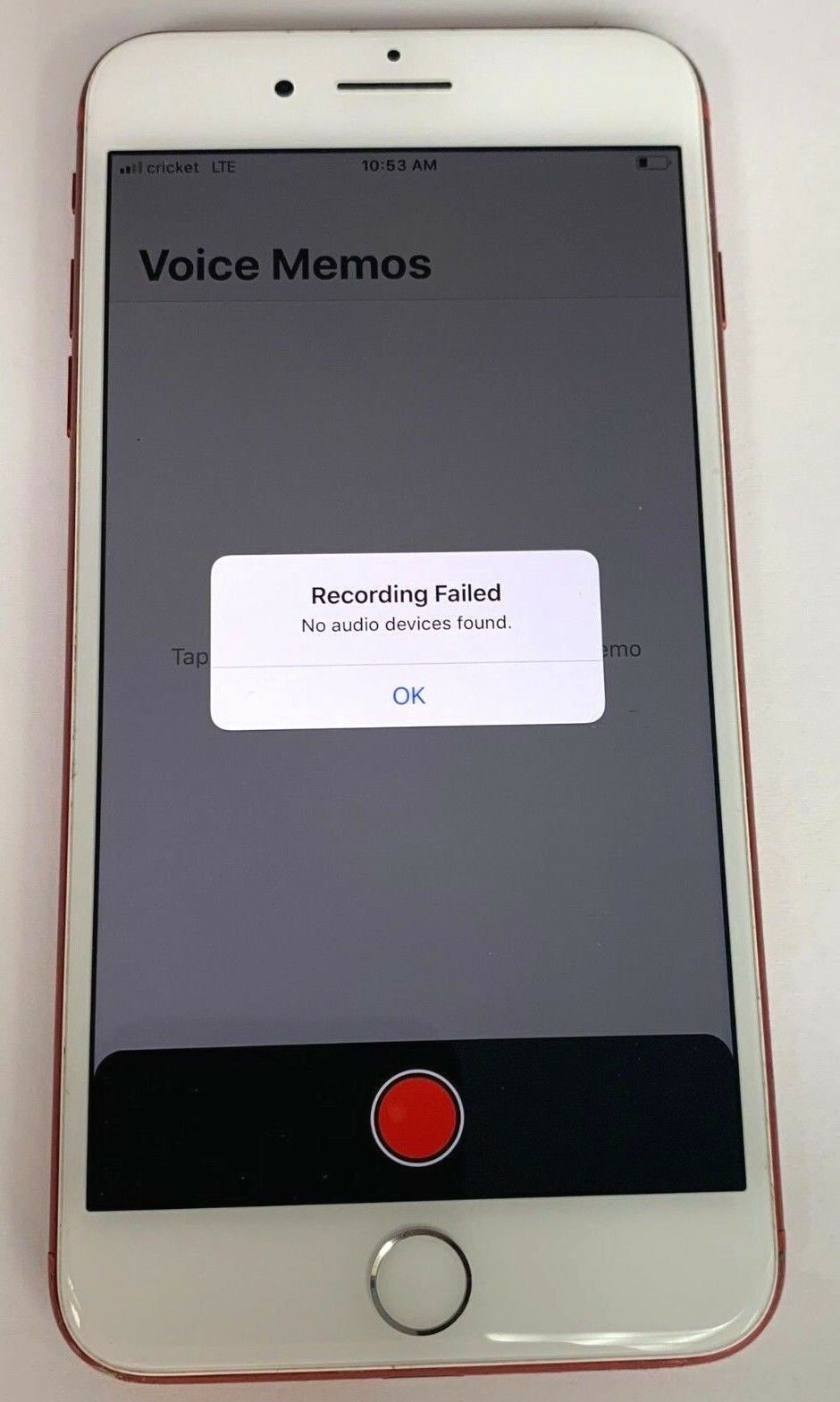 iPhone 7 / iPhone 7 Plus Audio IC Bad Mic/Speaker, Slow Boot Repair Service
