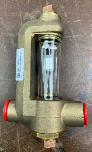ABB FLOWMETER FLOW RATE INDICATOR 10A2235 NIB     ---VA