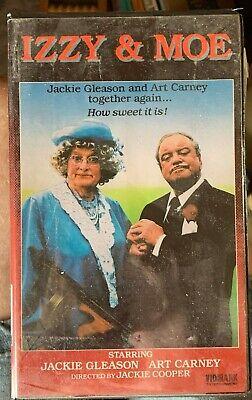 Izzy & Moe (VHS) 1985 TV movie reunites Jackie Gleason and Art Carney segunda mano  Embacar hacia Mexico