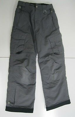 ors Gray Nucleus Snow Ski Cargo Pant Size 10, EUC (Teen Snow Pants)