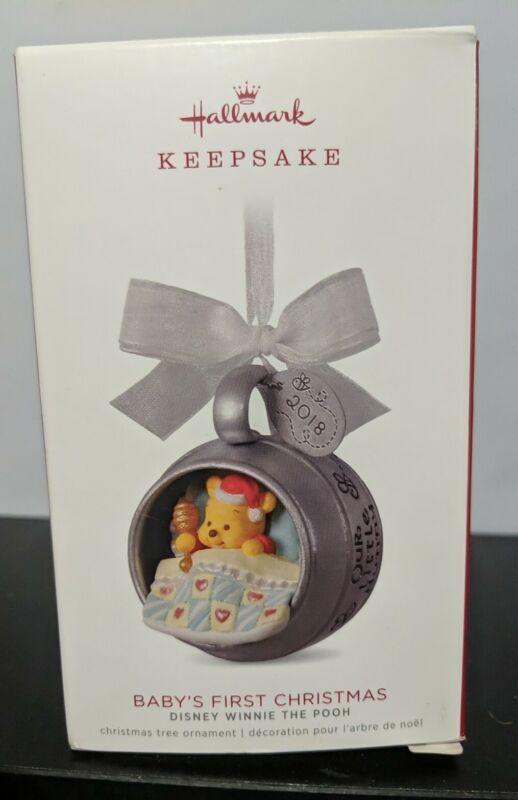 "Hallmark Keepsake Ornament ""Baby"