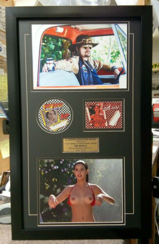 KID ROCK Fast Times at Ridgemont High Backstage Pass PHOEBE CATES un signed