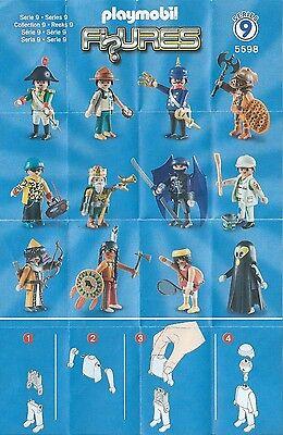 Playmobil figur serie 13 mongolenkrieger
