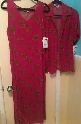C.M.Shapes 2-Piece Dress Women