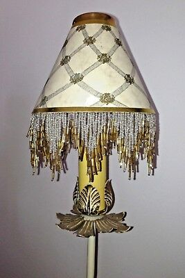 Mackenzie Childs 'Back Hall' Chandelier Lamp Shade Vintage ()
