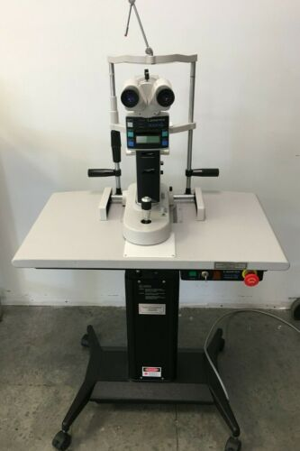 Laserex 3000LX Ophthalmic YAG Laser W/ Power Table
