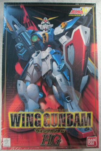 Wing Gundam  #047165 - HG 1/100 Scale Model Kit - Bandai  Gundam Wing
