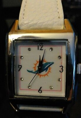 Miami Dolphins NFL Women's Watch - Miami Dolphins Womens Watches