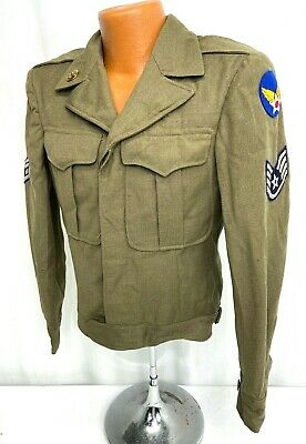1946 US Army Air Force Enlisted Ike Jacket