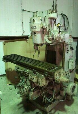 Cincinnati Cinova Model 205-12 Vertical Mill