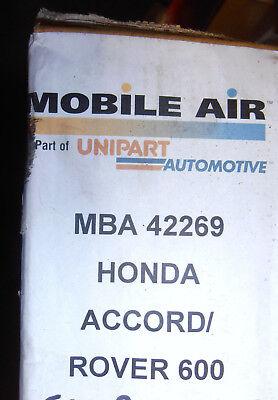 Genuine Rover 600 Honda Accord Air Conditioning Condenser Unit Unipart MBA42269