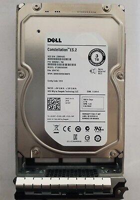 - 91K8T 091K8T ST33000650SS DELL 3TB 7.2K 6G LFF 3.5'' SAS HDD HARD DRIVE W/TRAY