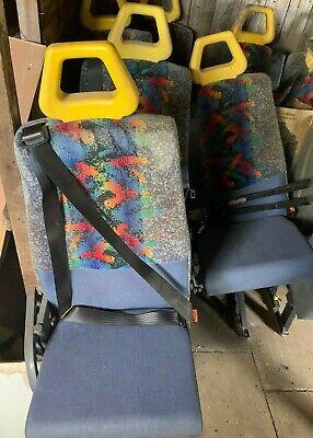 Minibus Coach Seats with Seatbelt