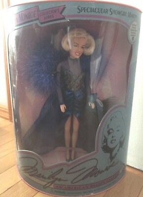 MARILYN MONROE  ~  Spectacular Showgirl  -  Marilyn Collector's Series 1993