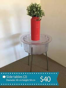 2 Bedside Tables Indooroopilly Brisbane South West Preview