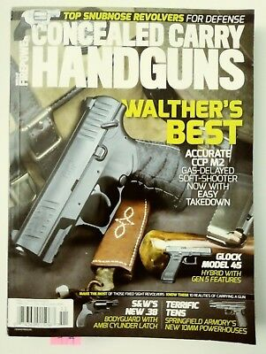 World of Firepower presents Concealed Carry Handguns Walther's Best 2019