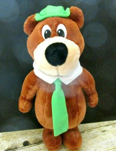Yogi Bear Plush Collectible 15 Inch Christmas Corner Hanna Barbera Vintage 1995
