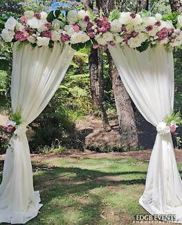wedding ceremony decorations hire venues gumtree australia